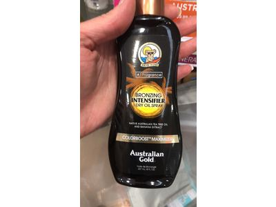 Australian Gold Intensifier Bronzing Dry Oil Spray 8oz (6 Pack) - Image 3