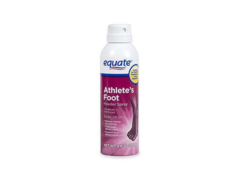 Equate Athlete's Foot Powder Spray 4.6oz