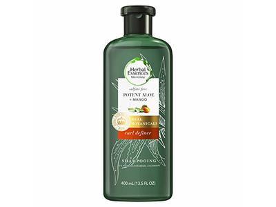 Herbal Essences bio: Renew Potent Aloe + Mango Sulfate-Free Shampoo for Curly Hair, 400 Milliliters