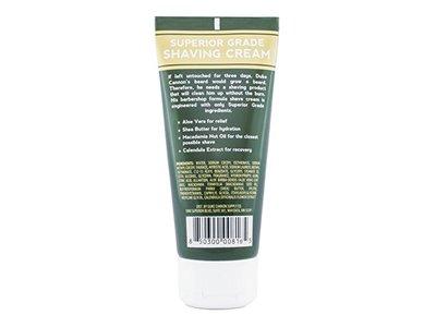 Duke Cannon Men's Superior Grade Shaving Cream, Travel Size 2 oz - Image 3