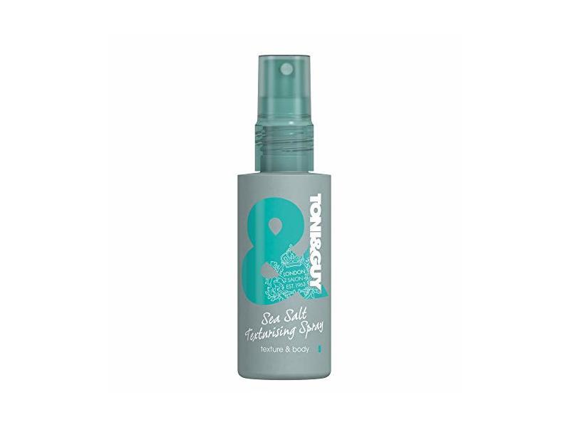 Toni&Guy Casual Sea Salt Texturising Spray, 2.5 FL OZ