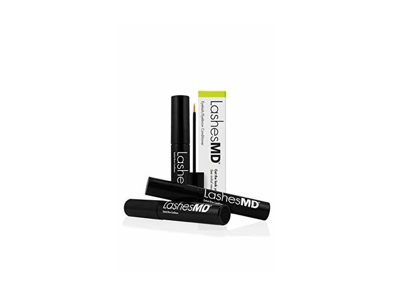 LashesMD Eyelash Growth Serum & Eyelash Conditioner, 4 ml