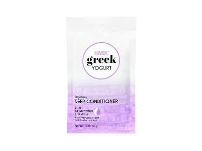 Hask Greek Yogurt Repairing Deep Conditioner, 1.8 oz