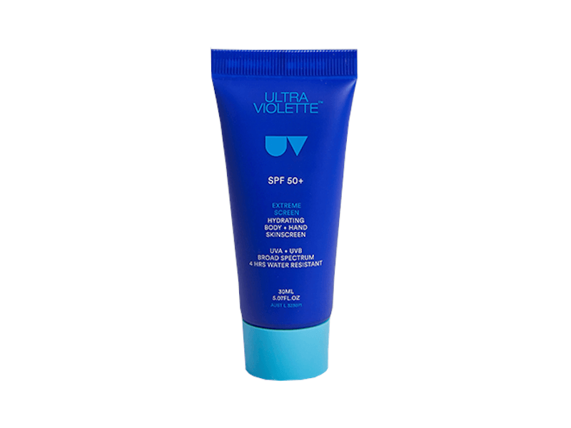 Ultra Violette Extreme Screen Hydrating Body & Hand, SPF 50, 150 ml