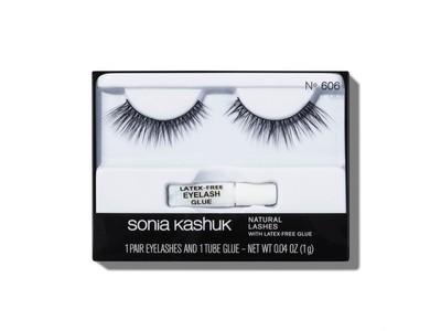 Sonia Kashuk Natural False Eyelashes, 1 pair