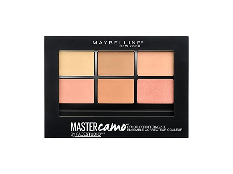 Facestudio Master Camo Color Correcting Kit - Light by Maybelline #22