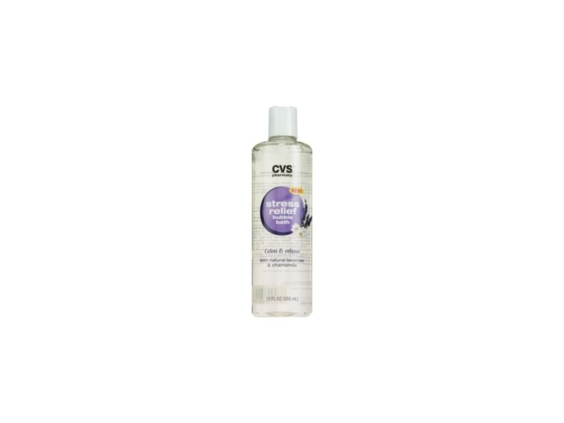 Beauty 360 Stress Relief Bubble Bath