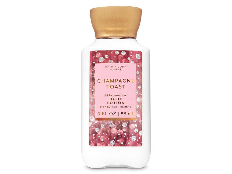 Bath & Body Works Champagne Toast Body Lotion, 3 fl oz