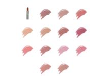 VMV Hypoallergenics Subtle Shine Lipstick, All Shades - Image 2