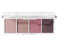 E.l.f. Cosmetics Bite Size Eyeshadow Palette, Rose Water, 0.12 oz - Image 2