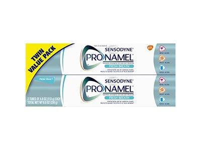 Sensodyne Pronamel Fresh Breath Toothpaste, 8 Ounce - Image 1