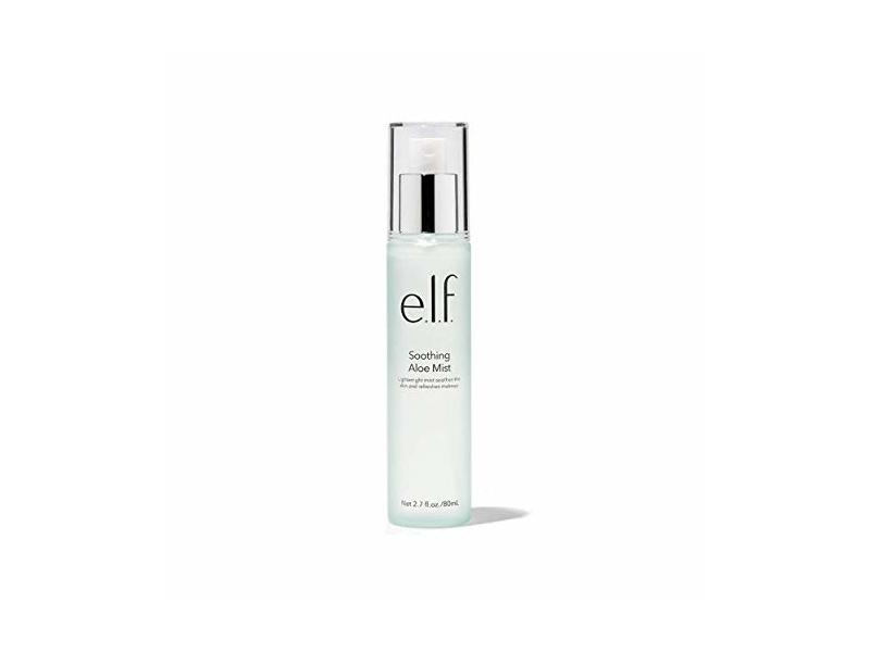 e.l.f. Soothing Aloe Facial Mist Refreshing Spray, 2.7 Fl Oz