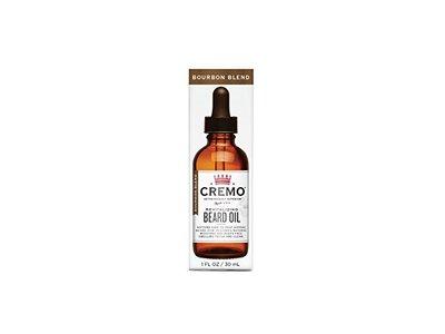 Cremo Beard Oil -- Bourbon