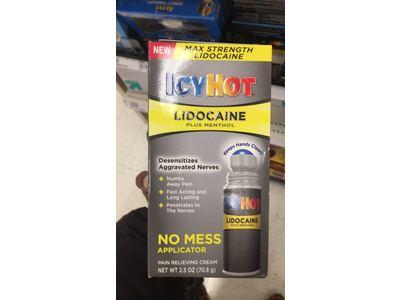 Icy Hot Lidocaine Plus Menthol Applicator, 2.5 oz (Pack of 3) - Image 3