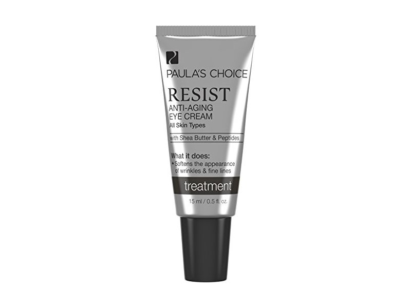Paula's Choice RESIST-Anti-Aging Eye Cream with Shea Butter & Peptides 1-0.5 oz tube
