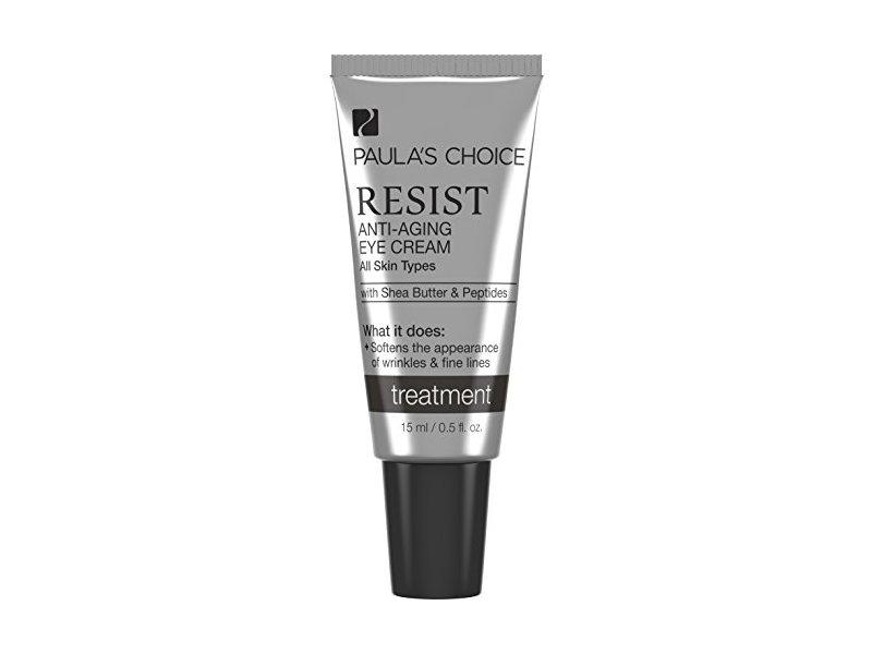 Paula's Choice RESIST-Anti-Aging Eye Cream with Shea Butter & Peptides 1-0.5 oz tube