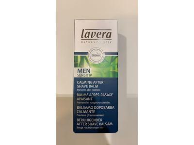Lavera Natural Calming After Shave Balm, Men Sensitiv, 1.6 oz - Image 3
