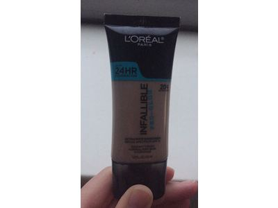 L'Oreal Paris Cosmetics Infallible Pro-Glow Foundation, Natural Buff, 1 Fluid Ounce - Image 6