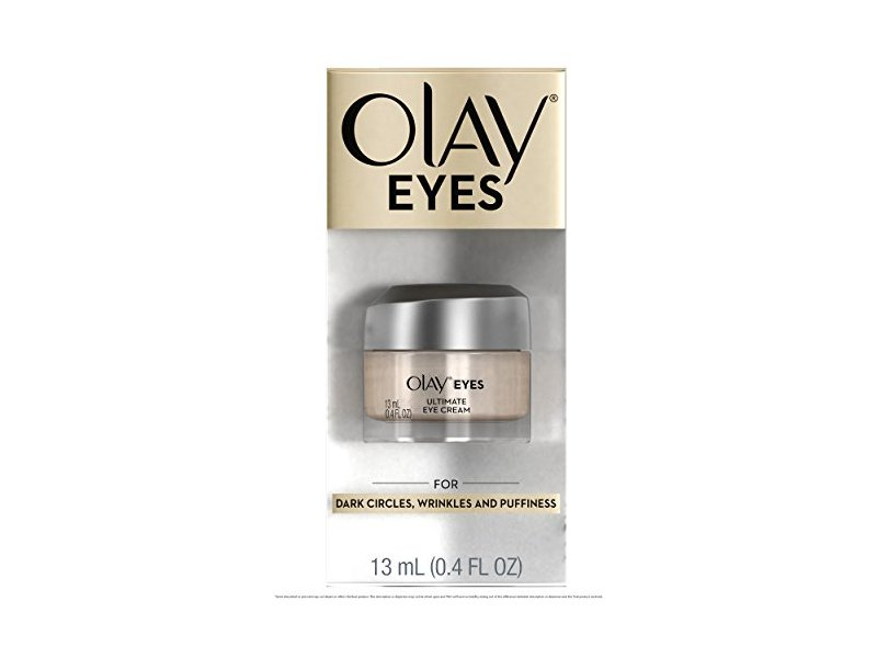 Olay Ultimate Cream for Wrinkles, Puffy Eye and Dark Circles, 0.4 oz