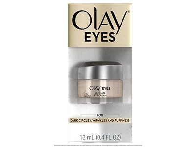 Olay Ultimate Cream for Wrinkles, Puffy Eye and Dark Circles, 0.4 oz - Image 1