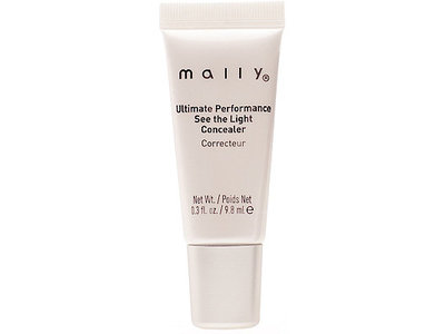 Mally Beauty Ultimate Performance See The Light Concealer, Light, 0.3 fl oz