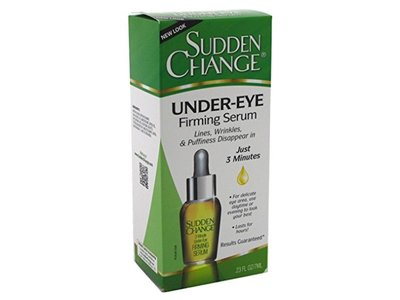 Sudden Change Sudden Change Under-Eye Firming Serum, 0.23 oz (Pack of 3) - Image 1