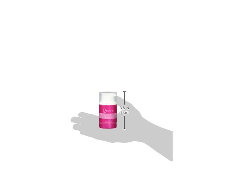 12 Benefits Pink Addiction Cream for Unisex, 1.7 Ounce