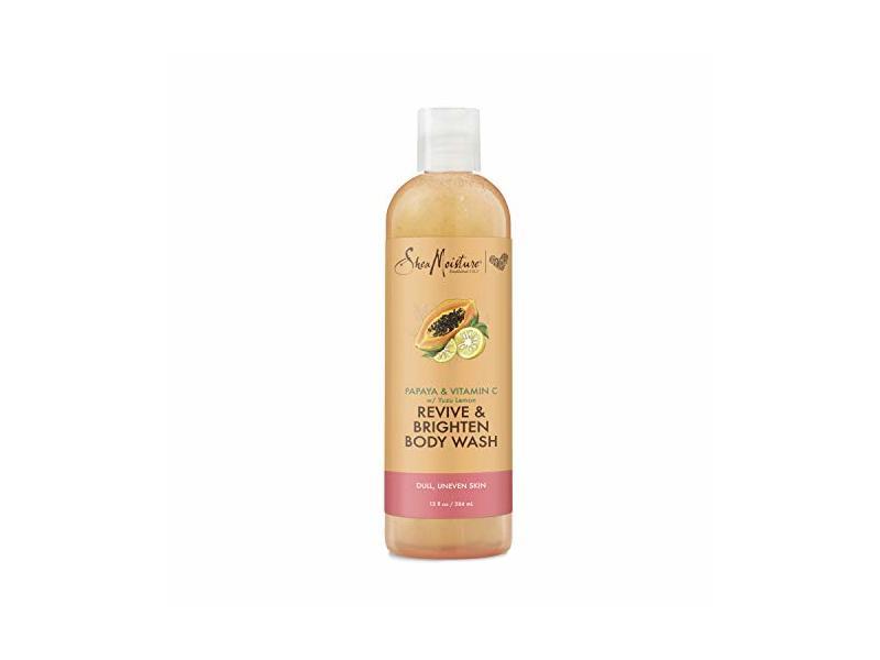 SheaMoisture Body Wash for Dull Skin Papaya and Vitamin C, 14 oz