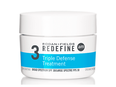 Rodan + Fields Redefine Triple Defense Treatment, SPF 30, 1 US fl oz - Image 1
