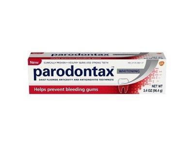 Parodontax Whitening Toothpaste, 3.4 oz. Per Tube (7 Pack) - Image 1