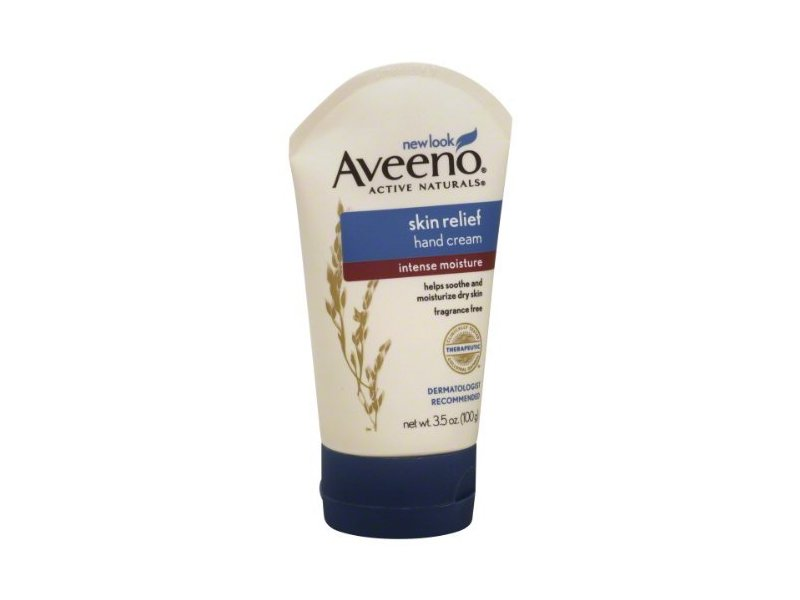 Aveeno Skin Relief Hand Cream, 3.5 oz