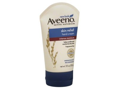 Aveeno Skin Relief Hand Cream, 3.5 oz - Image 1