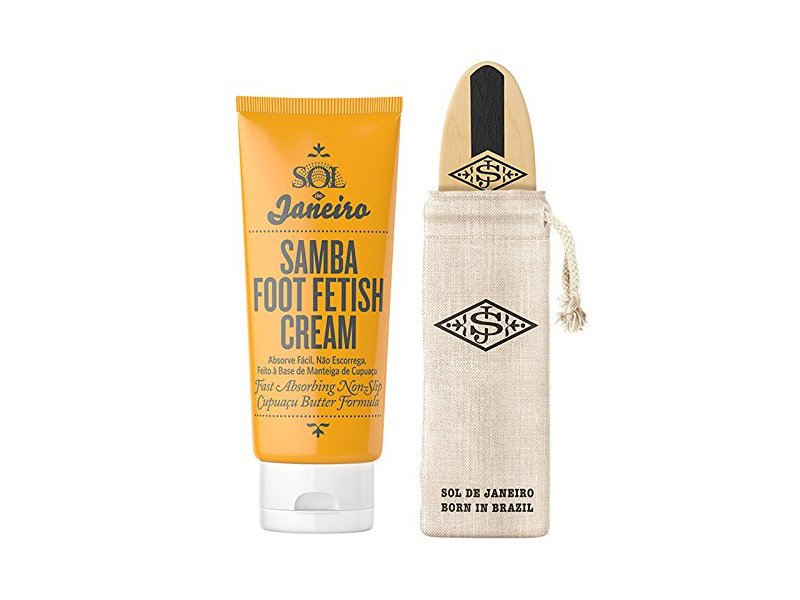 Sol De Janeiro Samba 2-Step Foot Fetish Care, 3.0 fl oz