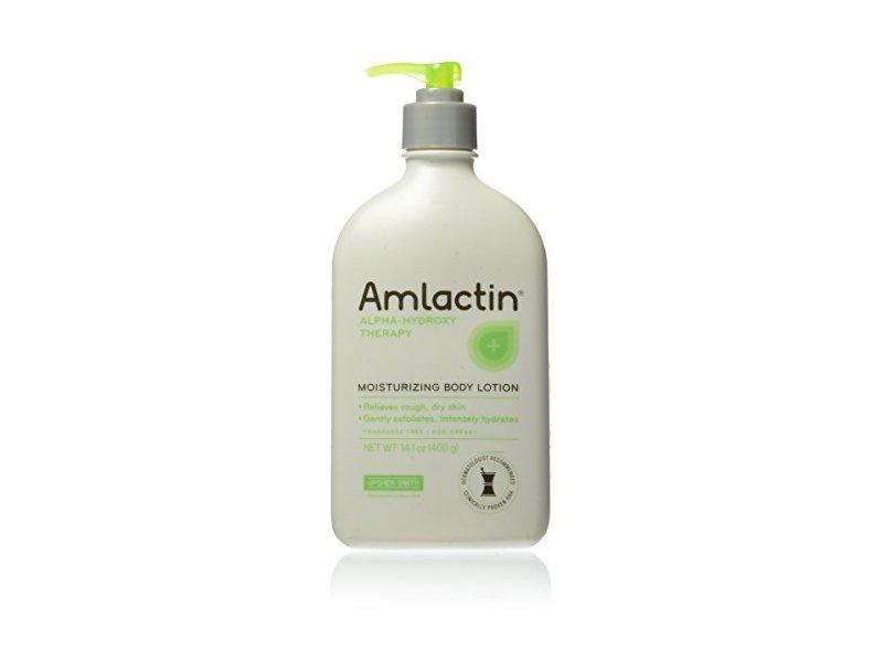 AmLactin Moisturizing Body Lotion, 14.1 fl oz