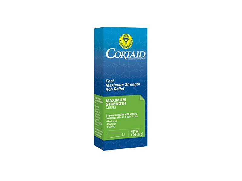 Cortaid Maximum Strength Cream. 1 oz.