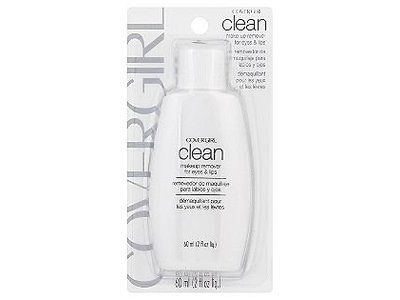 CoverGirl Clean Makeup Remover, Procter & Gamble - Image 1