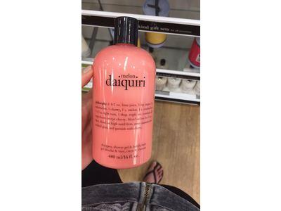 Philosophy Melon Daiquiri Shampoo, Shower Gel, Bubble Bath, 16 Ounces - Image 3