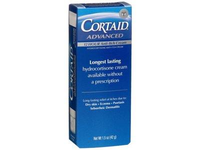 Cortaid Advanced 12 Hour Anti-Itch Cream, 1.5 oz