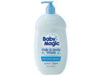 Baby Magic Hair & Body Wash - Soft Cotton Blooms, Naterra International, Inc. - Image 1