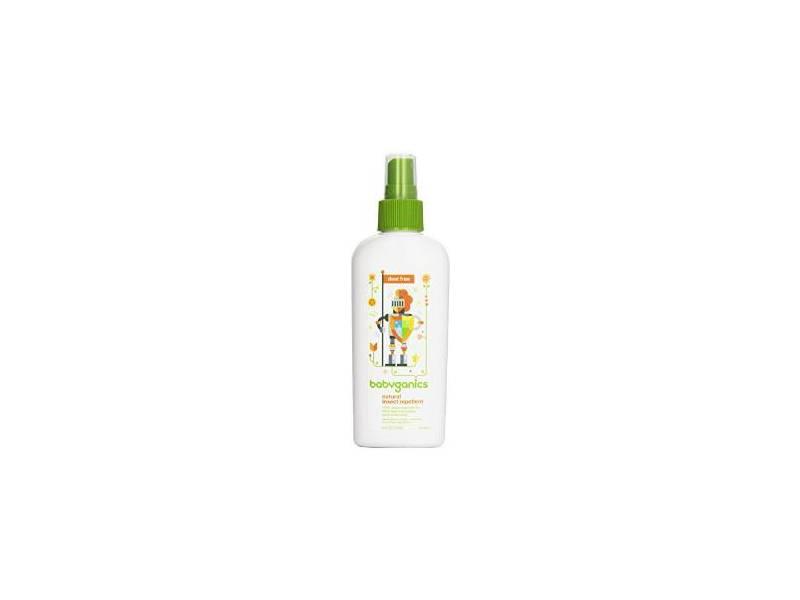 Babyganics Natural Insect Repellent, 6 oz