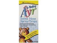 Baby Ayr Saline Nose Spray/Drops - Image 2