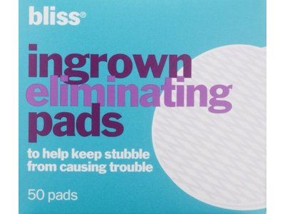 bliss Ingrown Eliminating Pads, 50 Count - Image 4