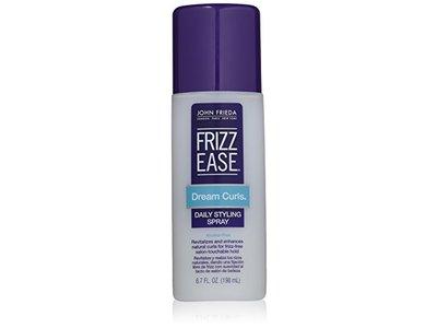 John Frieda Frizz-Ease Dream Curls Daily Styling Spray 6.7oz (2 Pack)