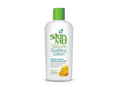 Skin MD Natural Shielding Lotion for Face, Body & Hands 8oz