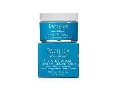 Pacifica Skin Revival Micro Dermabrasion Scrub, 1.5 oz