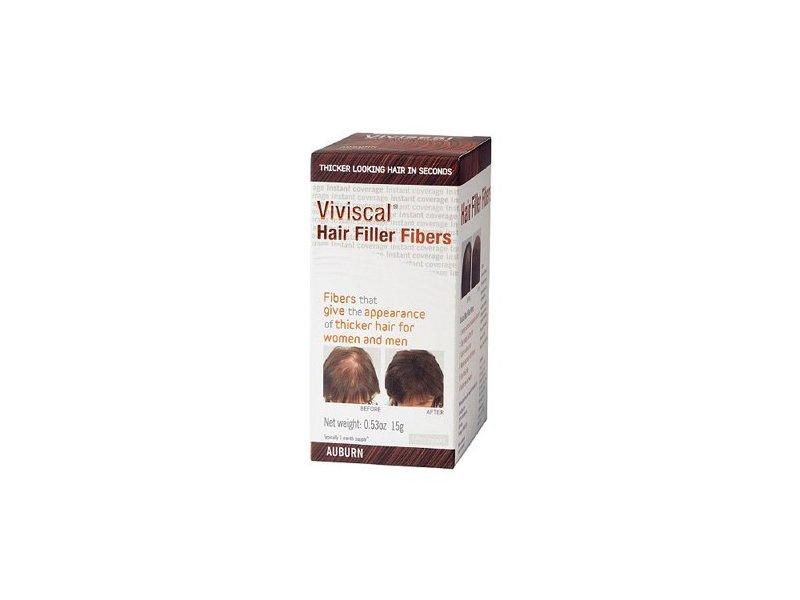 Viviscal Hair Filler Fibers, Auburn