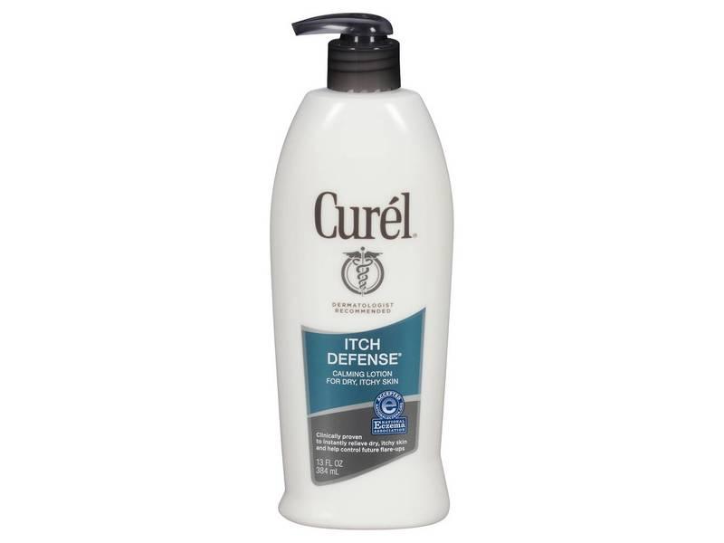Curel Itch Defense Lotion,13 fl oz