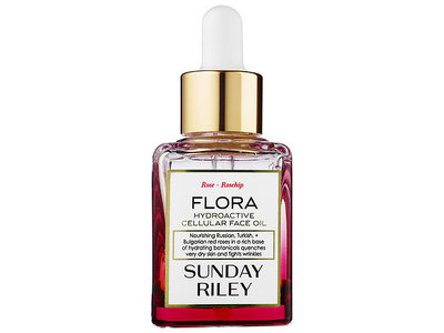 Sunday Riley Flora Hydroactive Cellular Face Oil, 1 oz