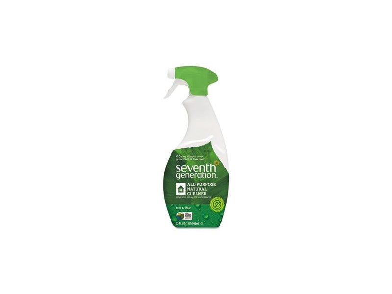 Seventh Generation All-Purpose Natural Cleaner, Free & Clear, 32 oz
