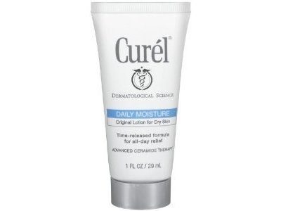 Curel Daily Moisture Lotion For Dry Skin, 1 Oz. (3 Pack)